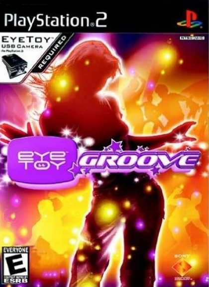 Bestselling Games (2006) - Eye Toy Groove (WITH CAMERA) for PS2