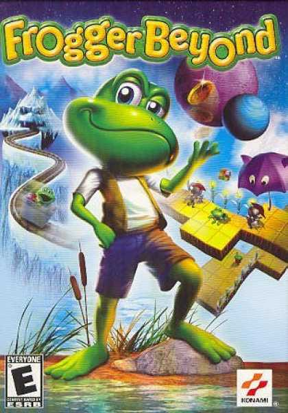 Bestselling Games (2006) - Frogger Beyond