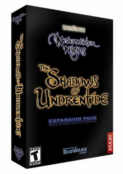 Bestselling Games (2006) - Neverwinter Nights: Shadow of Undrentide Expansion Pack