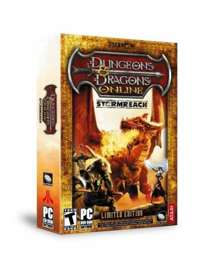 Bestselling Games (2006) - Dungeons & Dragons Online: Stormreach Limited Edition