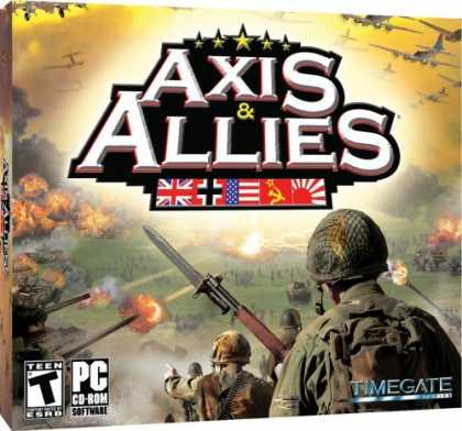 Bestselling Games (2006) - Axis & Allies (Jewel Case)
