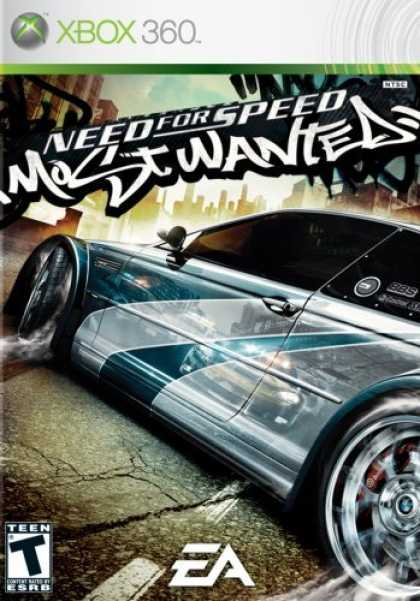 Bestselling Games (2006) - Need for Speed Most Wanted