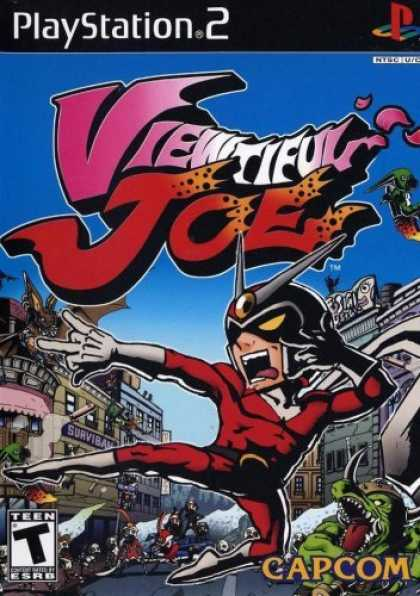 Bestselling Games (2006) - Viewtiful Joe
