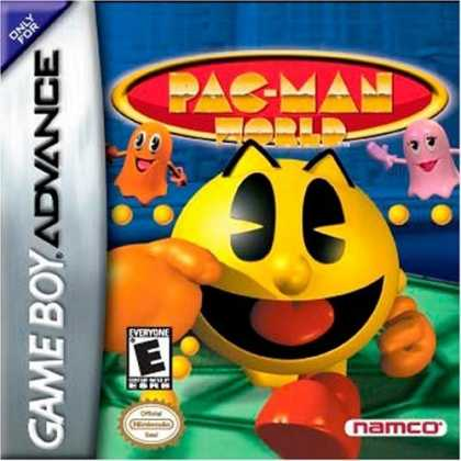 Bestselling Games (2006) - Pac Man World