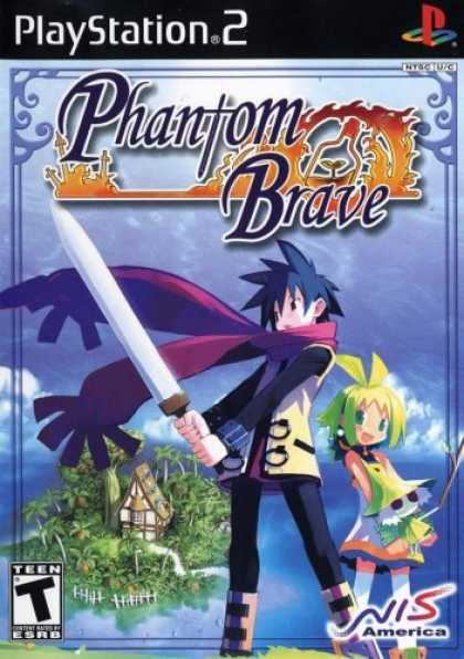 Bestselling Games (2006) - PS2 Phantom Brave - Limited Edition