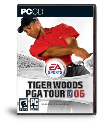 Bestselling Games (2006) - Tiger Woods PGA Tour 2006
