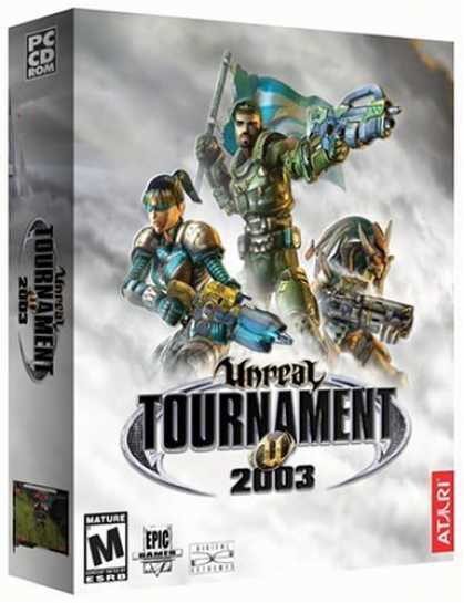Bestselling Games (2006) - Unreal Tournament 2003