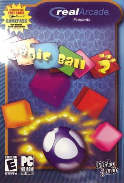 Bestselling Games (2006) - Real Arcade: Magic Ball 2