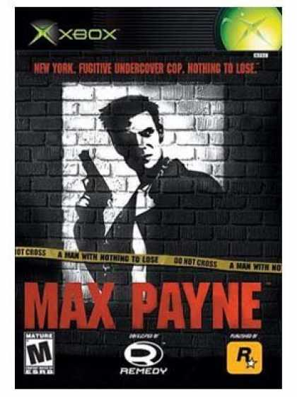 Bestselling Games (2006) - Max Payne for Xbox
