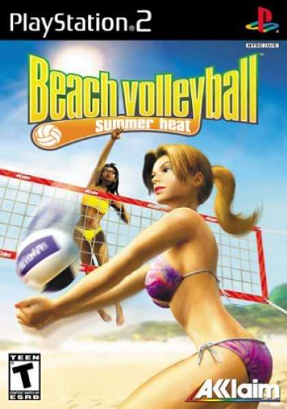 Bestselling Games (2006) - Summer Heat Beach Volleyball for PlayStation 2