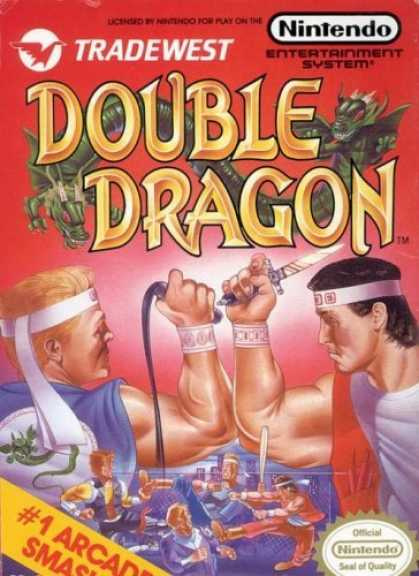 Bestselling Games (2006) - DOUBLE DRAGON