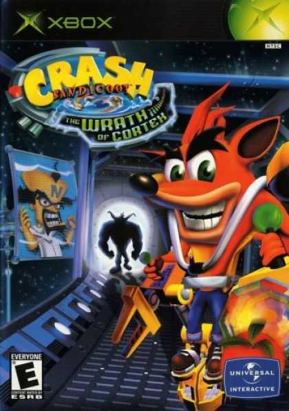 Bestselling Games (2006) - Crash Bandicoot Wrath of Cortex