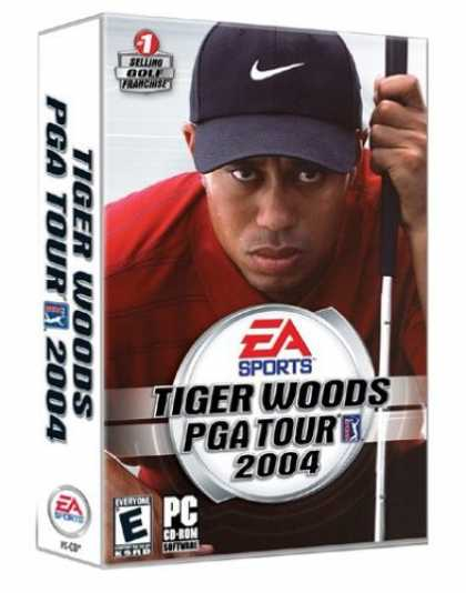 Bestselling Games (2006) - Tiger Woods PGA Tour 2004