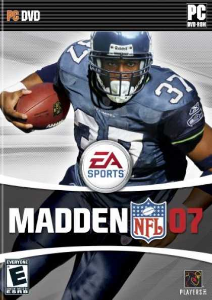 Bestselling Games (2006) - Madden NFL 07 (PC)