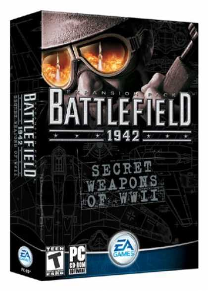 Bestselling Games (2006) - Battlefield 1942: Secret Weapons of WWII Expansion Pack