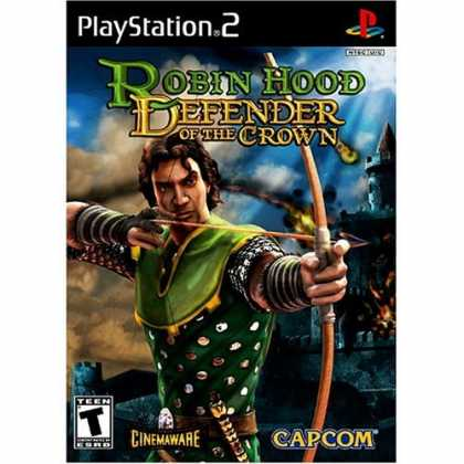 Bestselling Games (2006) - Robin Hood Defender of the Crown