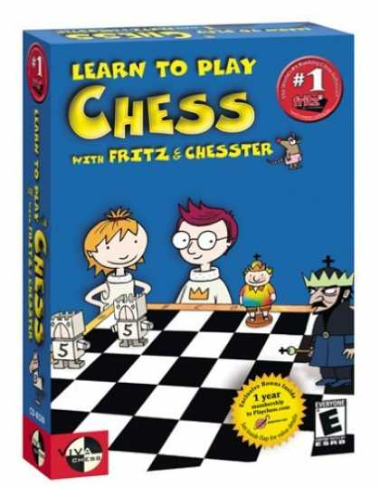 Bestselling Games (2006) - Learn to Play Chess with Fritz and Chesster
