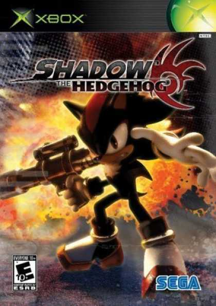 Bestselling Games (2006) - Shadow The Hedgehog