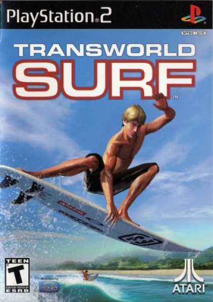 Bestselling Games (2006) - Transworld Surf