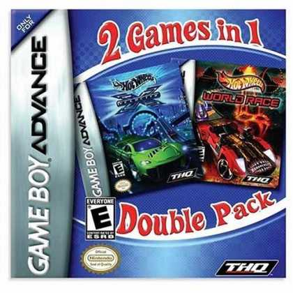 Bestselling Games (2006) - Hot Wheels Velocity X/Hot Wheels World Race - Dual Pack