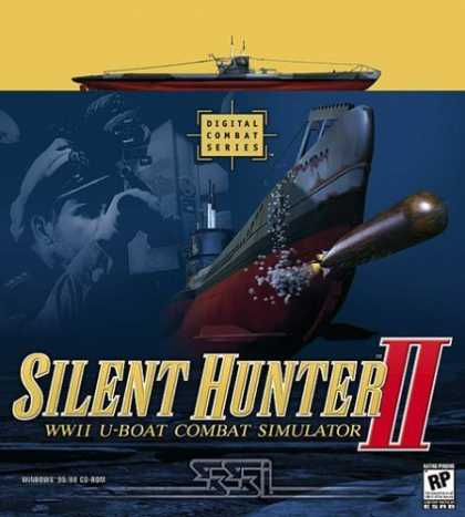 Bestselling Games (2006) - Silent Hunter 2