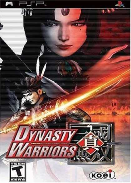 Bestselling Games (2006) - Dynasty Warriors
