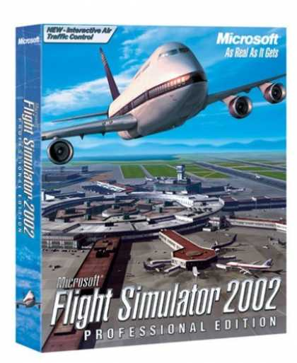 Bestselling Games (2006) - Microsoft Flight Simulator 2002 Professional