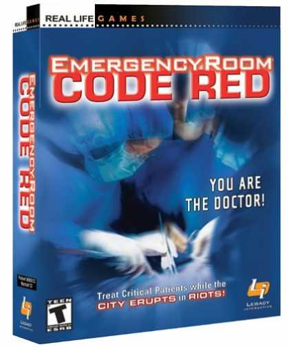 Bestselling Games (2006) - Emergency Room Code Red
