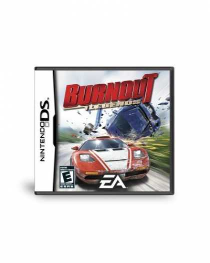 Bestselling Games (2006) - Burnout Legends