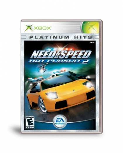Bestselling Games (2006) - ELECTRONIC ARTS Need For Speed 2: Hot Pursuit (Xbox)