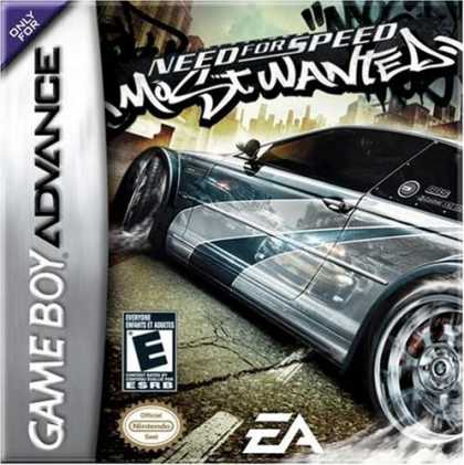 Bestselling Games (2006) - Need For Speed: Most Wanted