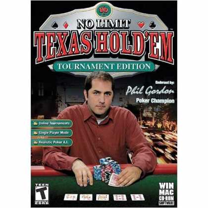Bestselling Games (2006) - No Limit Texas Hold 'Em Tournament Edition 2006