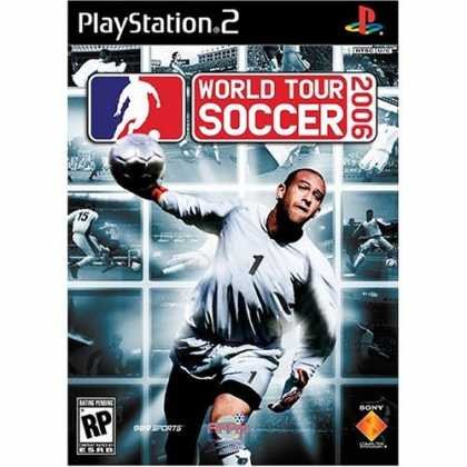 Bestselling Games (2006) - World Tour Soccer 2006