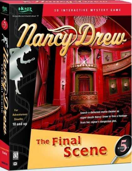 Bestselling Games (2006) - Nancy Drew: The Final Scene