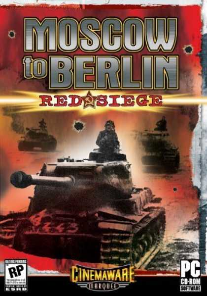 Bestselling Games (2006) - Moscow to Berlin: Red Siege