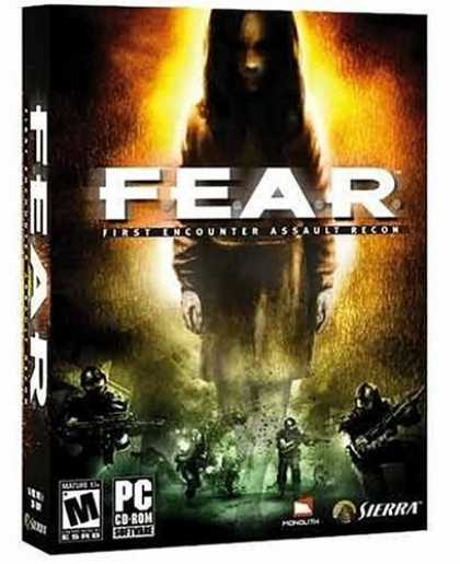 Bestselling Games (2006) - F.E.A.R.: First Encounter Assault Recon