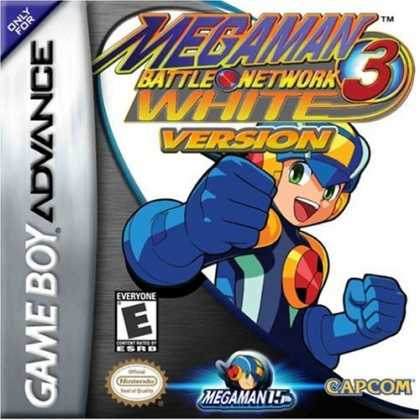 Bestselling Games (2006) - Mega Man Battle Network 3: White Version