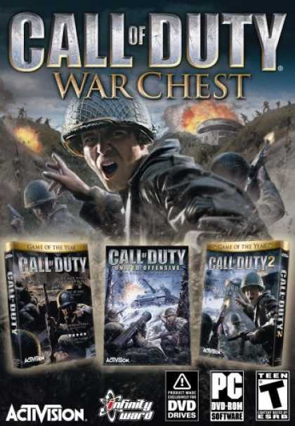 Bestselling Games (2006) - Call of Duty: War Chest
