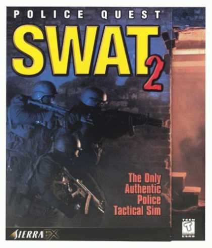 Bestselling Games (2006) - Police Quest: SWAT 2