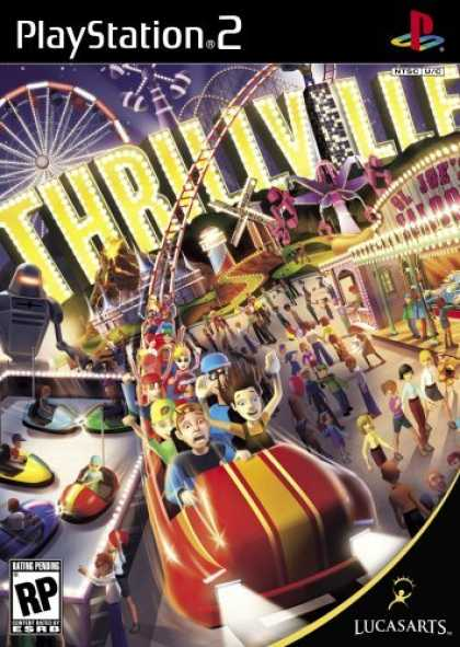 Bestselling Games (2006) - Thrillville