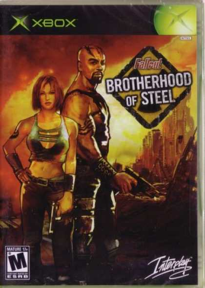 Bestselling Games (2006) - Fallout Brotherhood of Steel