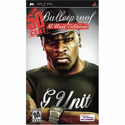 Bestselling Games (2006) - 50 Cent Bulletproof