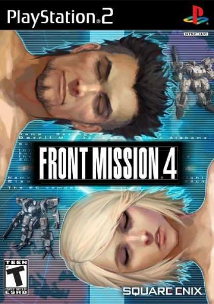 Bestselling Games (2006) - Front Mission 4