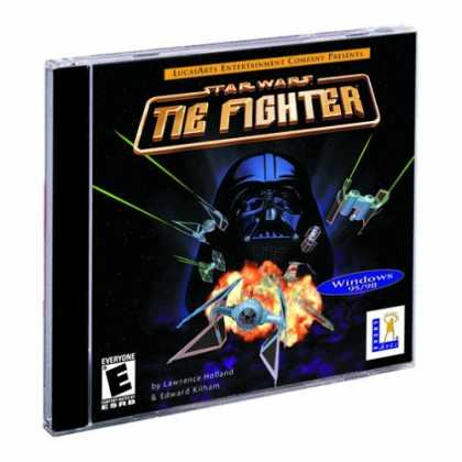 Bestselling Games (2006) - Star Wars: Tie Fighter (Jewel Case)