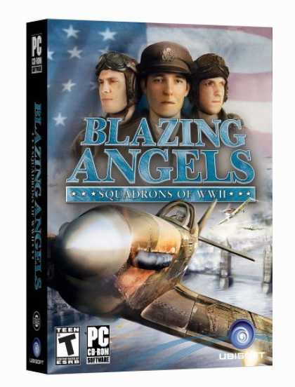 Bestselling Games (2006) - Blazing Angels: Squadrons of WWII