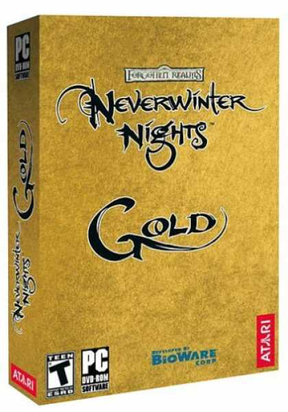 Bestselling Games (2006) - Neverwinter Nights Gold
