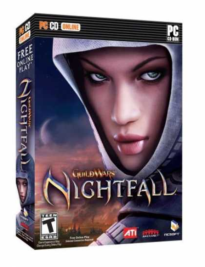 Bestselling Games (2006) - Guild Wars Nightfall