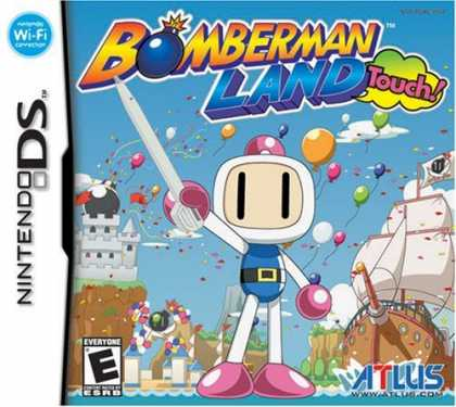 Bestselling Games (2006) - Bomberman Land Touch!