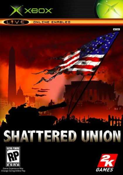 Bestselling Games (2006) - Shattered Union