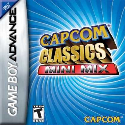 Bestselling Games (2006) - Capcom Classics Mini Mix